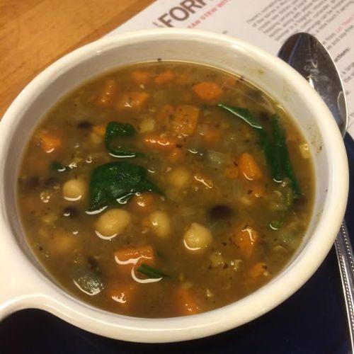 Morrocan Bean Stew